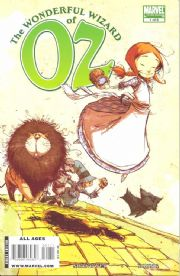 Wonderful Wizard Of Oz Comics